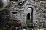 Padise klooster. Lõunakülg oli rohkem kannatada saanud, ühes hilisemas sõjas.