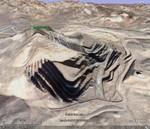 Rholyte´i mahajäetud kullakaevandused.