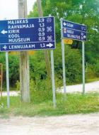 Saare suurimad vaatamisväärsused jäävad keskusest mõne kilomeetri kaugusele.