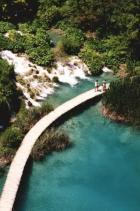Eurovisiooni veebis tutvustas see rahvuspargi pildike 2001. aastal Horvaatiat.