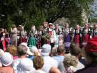 Setu naised kuningriigipäevadel Obinitsas.