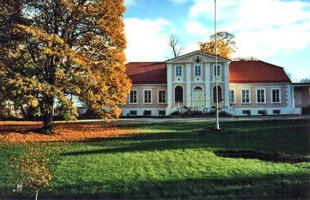 Oti mõis Pöide vallas Saaremaal