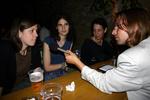 Eesti keelt oskavad ungarlased Kuku-raadiole intervjuud andmas